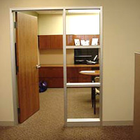 Aluminum Frames and Doors • Commercial Door Contractor